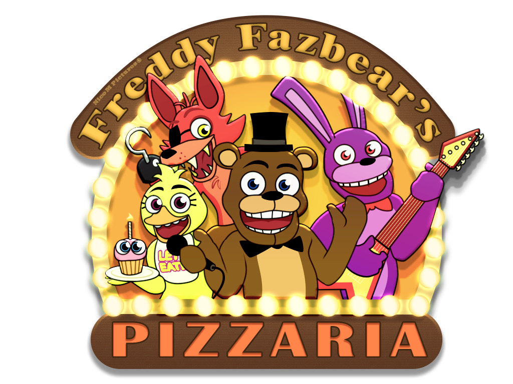 The Pizzaria's Logo by Zxz328 on DeviantArt