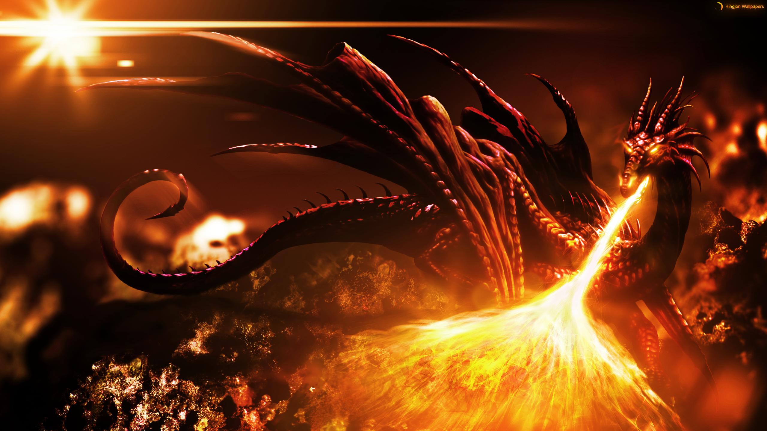 Dragon Breath by HingjonWallpapers on DeviantArt