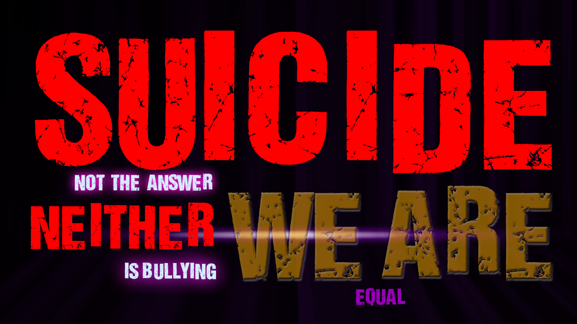 bullying and suicide The articles in this special issue generally show a strong association between involvement in bullying behaviors and suicide-related behaviors in espelage and holt's work with middle school.