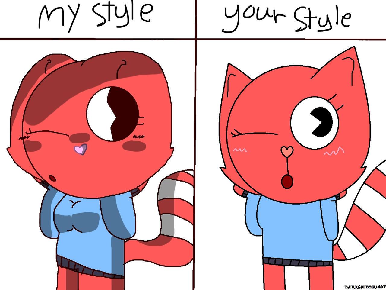 Meu estilo seu estilo