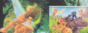 The Legend Of Tarzan And The Lion Guard