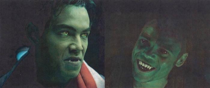 Beast Boy Movie - Beast Boy vs. Mega-Beast Boy