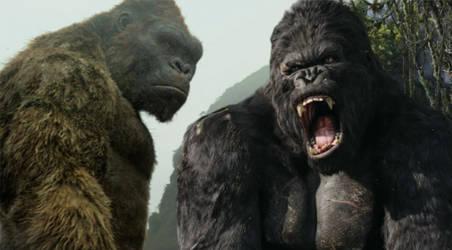 Kong and King Kong