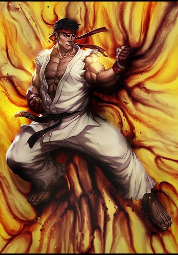 Ryu by Jeremias2596Centu