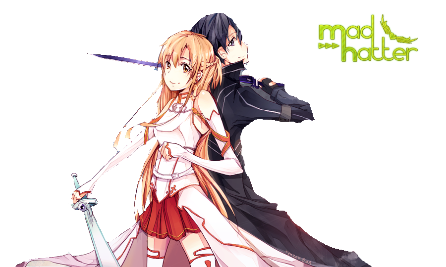 Sword art online render by madhatter1543 on deviantart for Rendering online