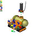 Fuel Tank by subatomicsushi