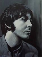 Paul McCartney by drawmyface