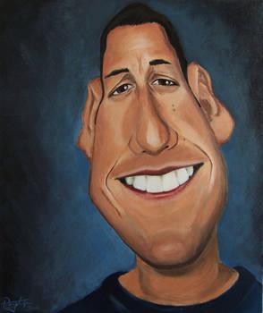 Adam Sandler Caricature 2