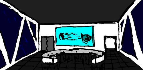 Break Up Scene 01 By Loupyboy-d8mv5k7 Vectorized by Loupyboy