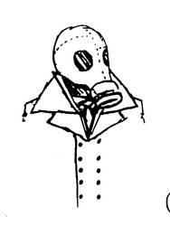 Another GASMASK guy by Loupyboy