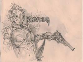 Raven's Voice by Velbette