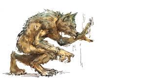 Bobbie's Werewolf