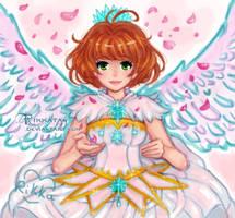 Cardcaptor Sakura by Rikkatan