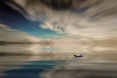 Silence by GitteKoeppel