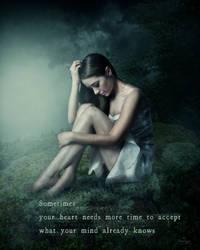 Sadness by GitteKoeppel