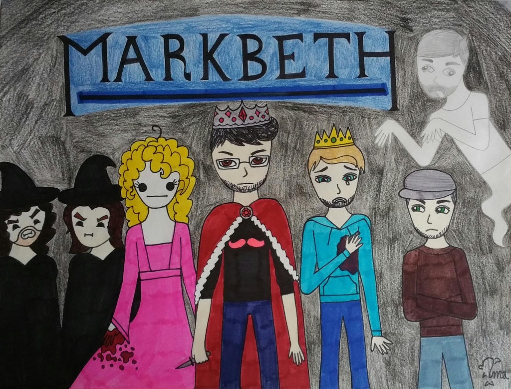 Markbeth! by Oceanblue-Art