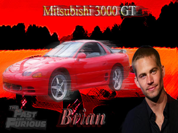 mitsubishi 3000gt fast and furious. 2fast2furious brianu0027s 3000gt by saintfighterfire mitsubishi 3000gt fast and furious