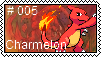 Charmeleon Stamp by Carly707