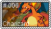 Charizard Stamp by Carly707