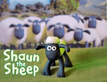 Shaun the Sheep by Shaun The Sheep Sweater