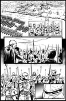 TEUTON: Volume 1 - 8 by ADAMshoots