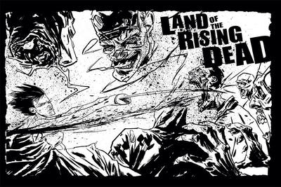 Land of the Rising Dead by ADAMshoots