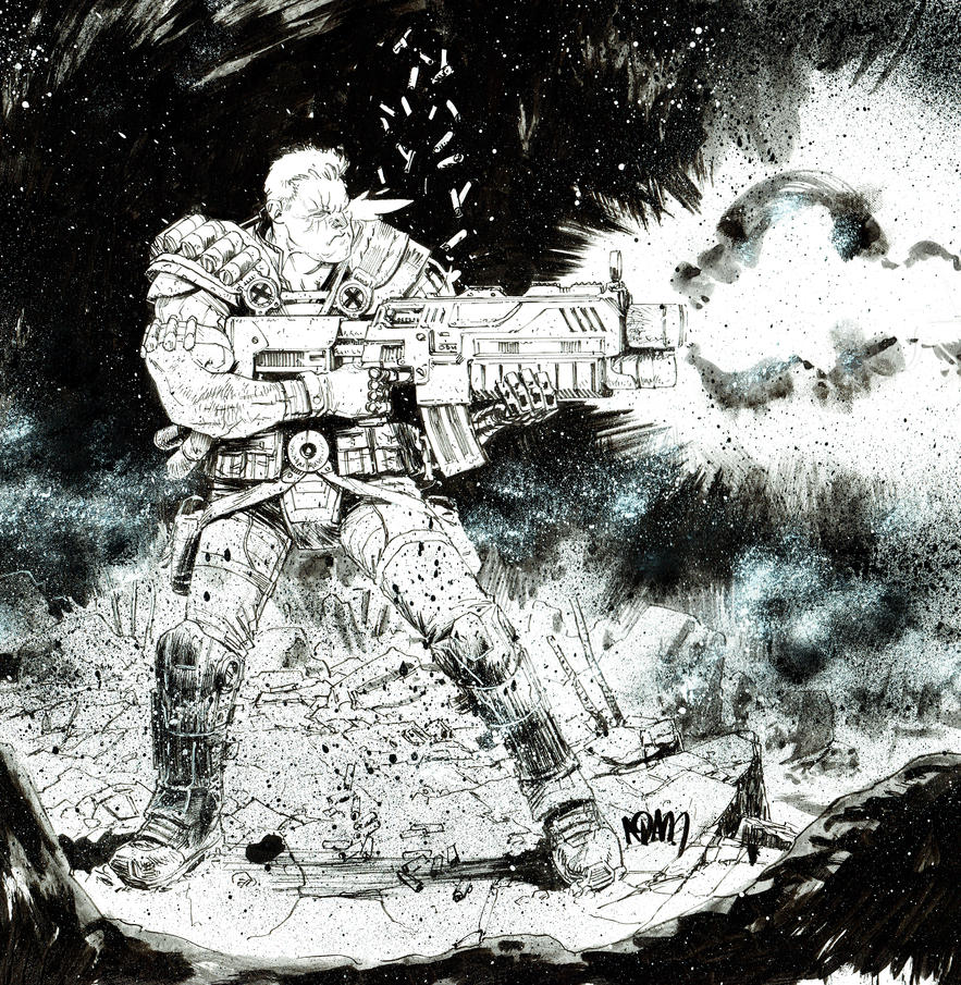 Cable by ADAMshoots