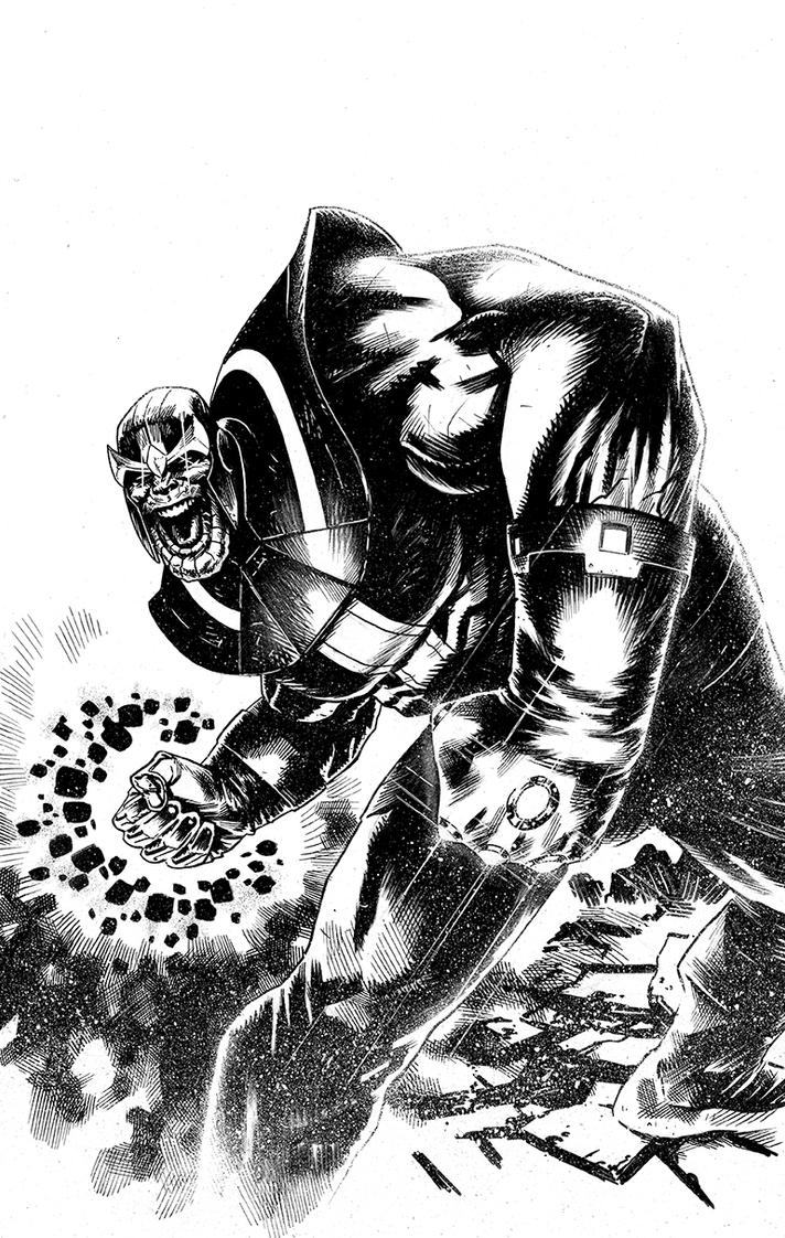 Thanos by ADAMshoots