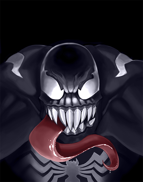 Venom by balrogon