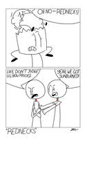 Rednecks (Comic) by OCT0PLASM
