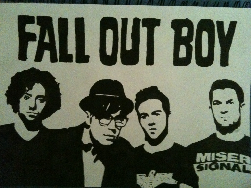 Fall out boy by morganu96 on deviantart fall out boy by morganu96 sciox Choice Image
