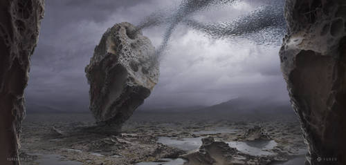 Swarm by YurevArt