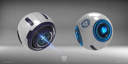 RosAtom - Assistant robot by YurevArt