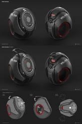 Smoke Grenade Concept