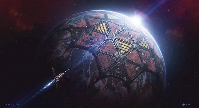 Kepler-275b by YurevArt