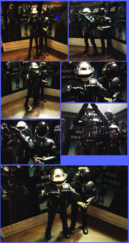 Daft Punk RAM Figures! by Seigman-Alice on DeviantArt