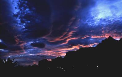 Sunset by Kakyou