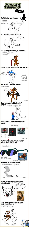 Fallout 3 Puma meme by catuopuma