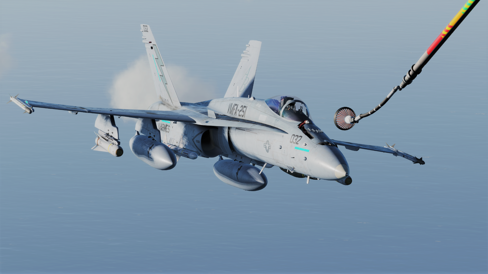 DCS Carrier Life at Sea: Pictures - SimHQ Forums