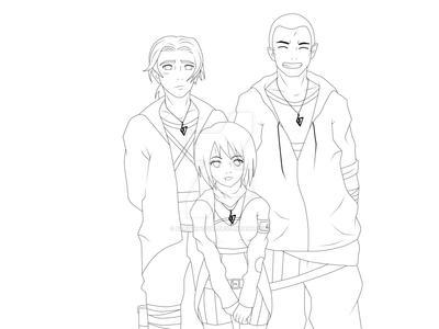 Team 5!! by BatiaKatsuo