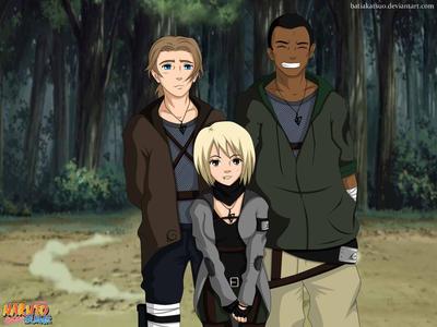 Team 5!!! by BatiaKatsuo