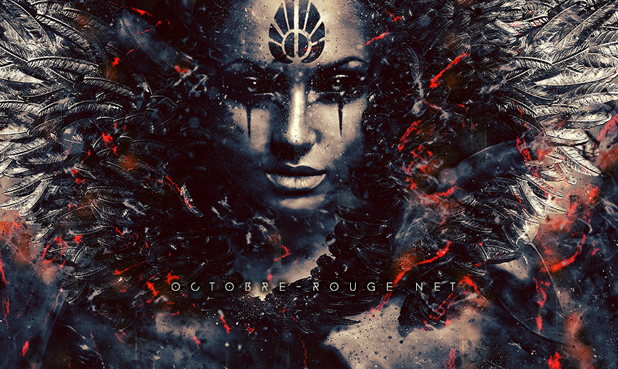Goddess II by octobre-rouge