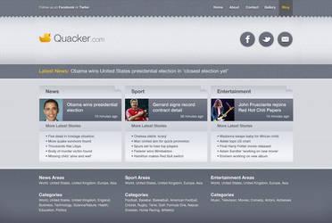 Quacker by Calabur