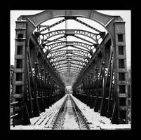 Railway bridge by Gundross