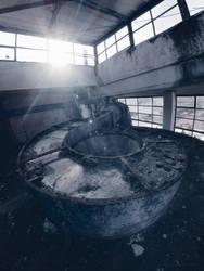 Kosmodrom I by Gundross