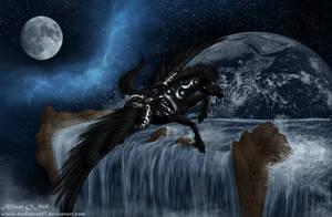 Edge of the World by DarkMoon17