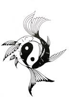 Yin-Yang Tattoo by DarkMoon17