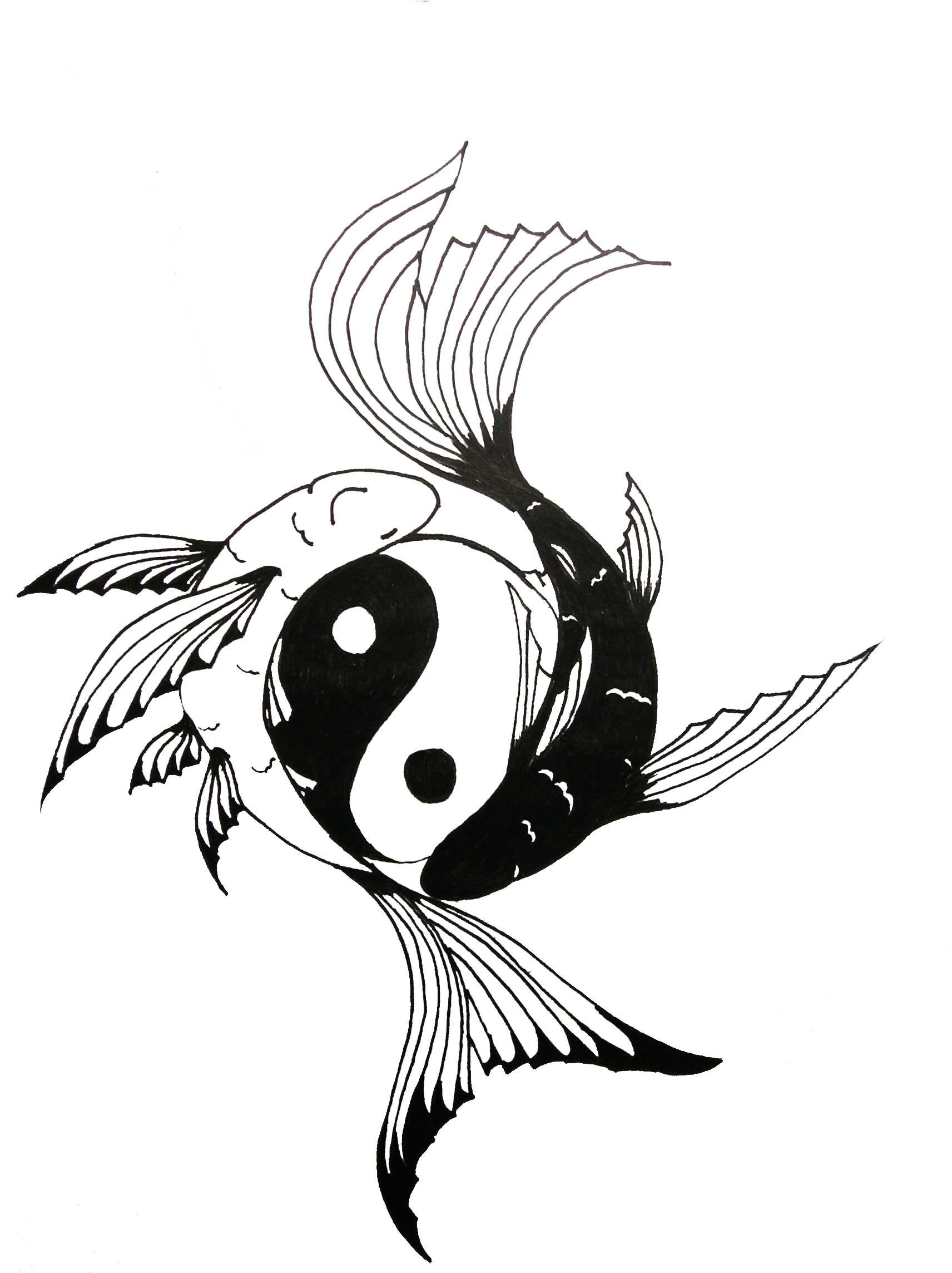 yin yang tattoo by darkmoon17 designs interfaces tattoo design 2006 ...