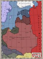 Alternate Interwar Poland (1926) by KingTorrhenStark