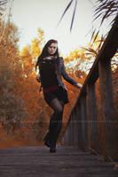 Beauty of autumn by Estelle-Photographie
